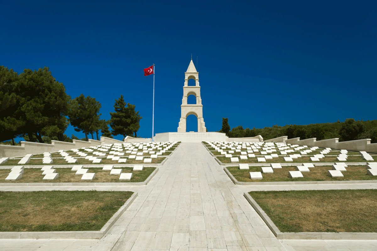 Test - Çanakkale: On Gallipoli Campaign's trail